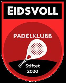 eidsvoll padelklubb logo web